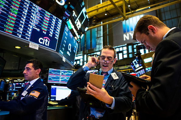Trader「Stocks Continue To Fall On Trade Worries」:写真・画像(12)[壁紙.com]