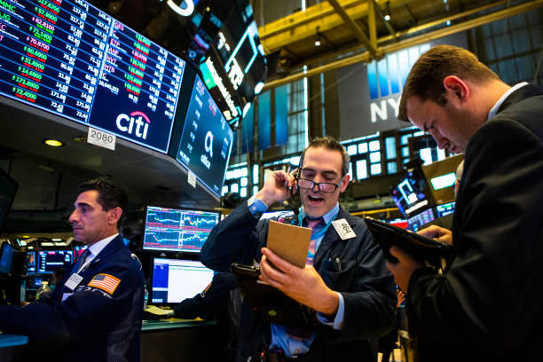 Stocks Continue To Fall On Trade Worries:ニュース(壁紙.com)