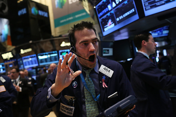 Dow Jones Industrial Average「Markets Look To Extend Record-Breaking Gains」:写真・画像(13)[壁紙.com]