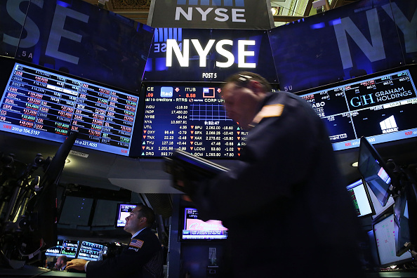 Trader「NYSE Opens After Chinese Markets Take Massive Plunge」:写真・画像(5)[壁紙.com]