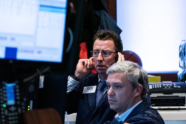 Trader「Markets Continue Drastic Downward Slide As Coronavirus Fears Continue」:写真・画像(18)[壁紙.com]