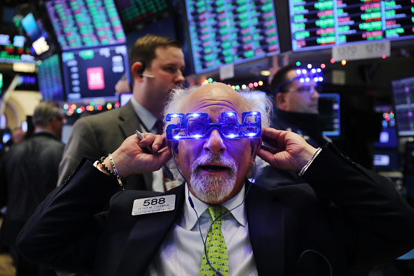Trader「Volatile Markets See Upswing On Last Day Of Trading In 2018」:写真・画像(14)[壁紙.com]