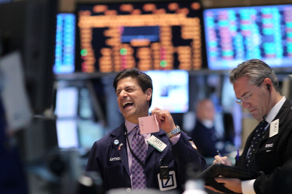 Growth「Markets React To European Election Results」:写真・画像(2)[壁紙.com]