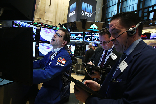 Finance and Economy「New York Stock Exchange Opens After A Weak January」:写真・画像(4)[壁紙.com]