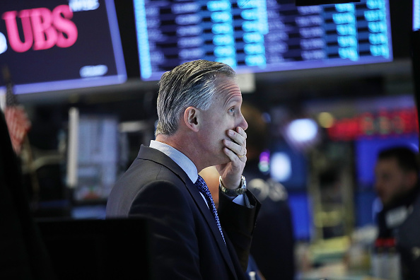 Trading「Dow Jones Industrials' Massive One Day Drop Of 4.6 Percent Rattles Markets Overseas」:写真・画像(13)[壁紙.com]