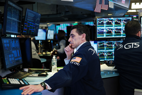 Trader「Stock Markets React To Federal Reserve Interest Rate Announcement」:写真・画像(2)[壁紙.com]
