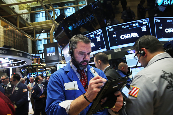 Finance and Economy「Markets Open In New York As Global Stocks Rise」:写真・画像(8)[壁紙.com]