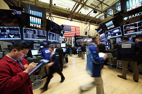 USA「US Markets Open After Global Stocks Slip」:写真・画像(9)[壁紙.com]
