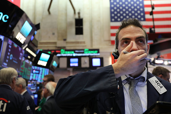 Corporate Business「NY Stock Exchange Opens One Day After Dow Plunges In Reaction To Tariffs」:写真・画像(6)[壁紙.com]