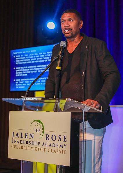 プロスポーツ選手「Jalen Rose Leadership Academy Black Tie Gala」:写真・画像(15)[壁紙.com]