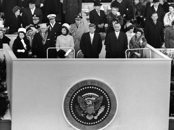 Inauguration Into Office「The Inauguration Of President John F. Kennedy」:写真・画像(10)[壁紙.com]