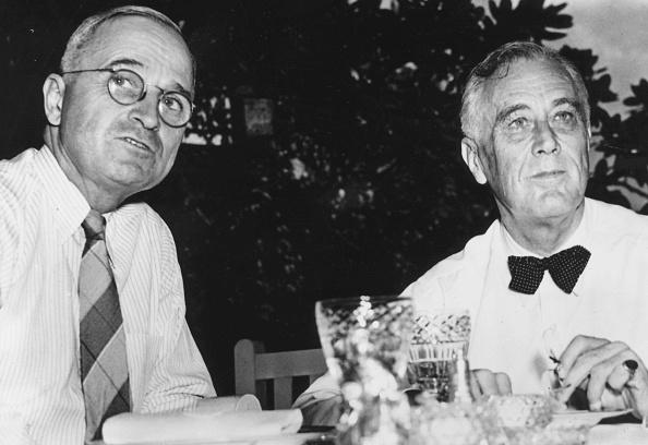 Franklin Roosevelt「Two Presidents」:写真・画像(10)[壁紙.com]