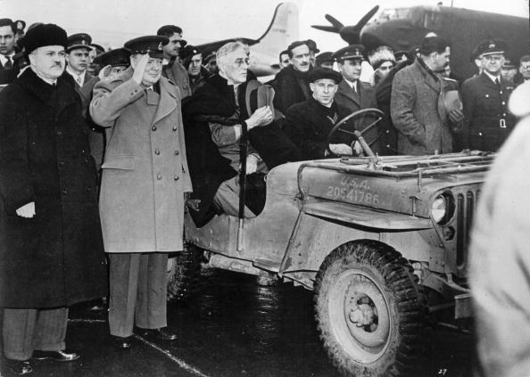 Franklin Roosevelt「Big Three」:写真・画像(8)[壁紙.com]