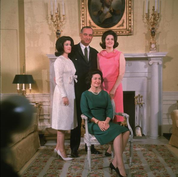 US President「LBJ & Family」:写真・画像(9)[壁紙.com]