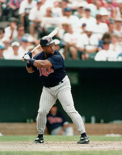 Baseball - Sport「Kirby Puckett Of The Twins」:写真・画像(6)[壁紙.com]