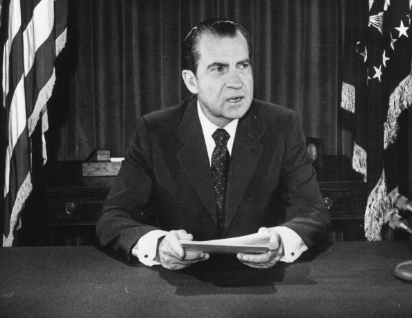 Consolidated News Pictures「Nixon Speaks」:写真・画像(10)[壁紙.com]