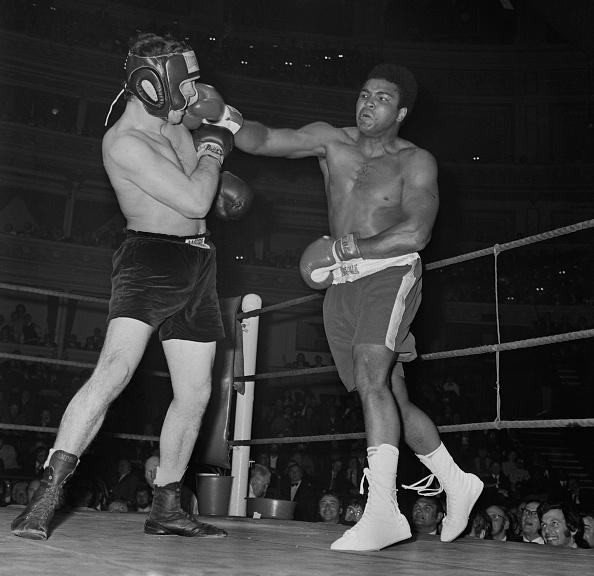 Boxing - Sport「Muhammad Ali」:写真・画像(13)[壁紙.com]