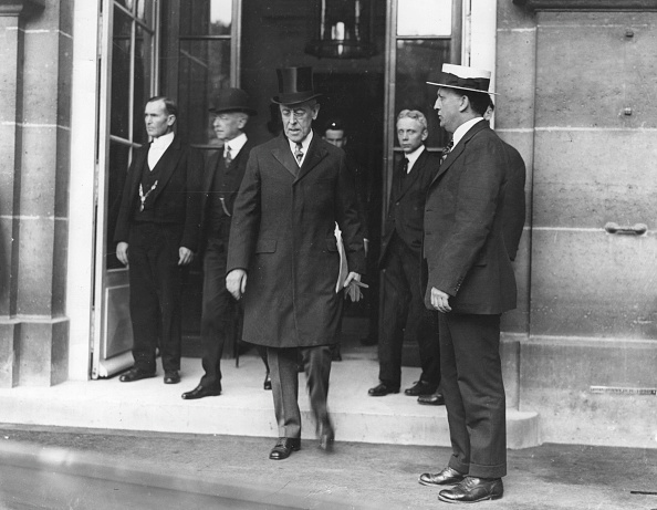 Meeting「Woodrow Wilson」:写真・画像(1)[壁紙.com]