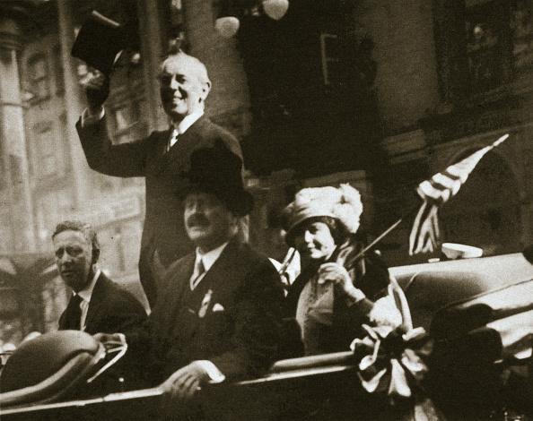 世界遺産「Woodrow Wilson Returns From Paris After The Signing Of The Treaty Of Versailles 1919」:写真・画像(12)[壁紙.com]