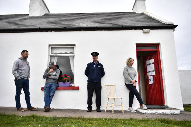 Irish Voters Go To The Polls In The EU Election:ニュース(壁紙.com)