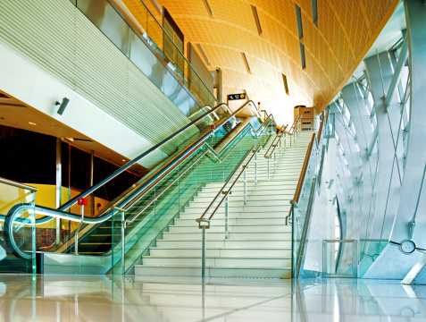 Architectural Feature「Modern Metro Station」:スマホ壁紙(9)