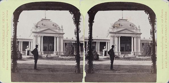1870-1879「Vienna World Exhibition In 1873. Emperor Pavilion - South Side. Verlag Der Wiener Photographen-Association. Stereophotograph.」:写真・画像(8)[壁紙.com]