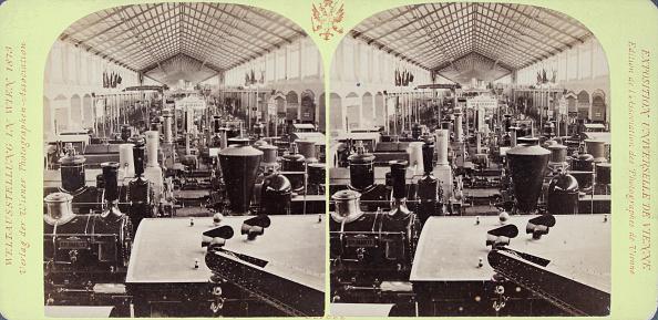 1870-1879「Vienna World Exhibition 1873. Machine Hall Germany. Verlag Der Wiener Photographen-Association. Stereophotographie」:写真・画像(5)[壁紙.com]