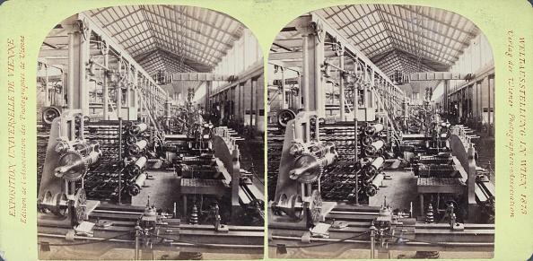 1870-1879「Vienna World Exhibition 1873. Machine Hall Germany. Verlag Der Wiener Photographen-Association. Stereophotographie」:写真・画像(6)[壁紙.com]