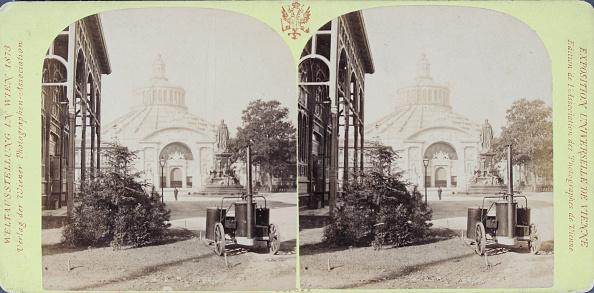 Architectural Feature「Vienna World Exhibition 1873. Rotunda: North View. Verlag Der Wiener Photographen-Association. Stereophotographie」:写真・画像(5)[壁紙.com]