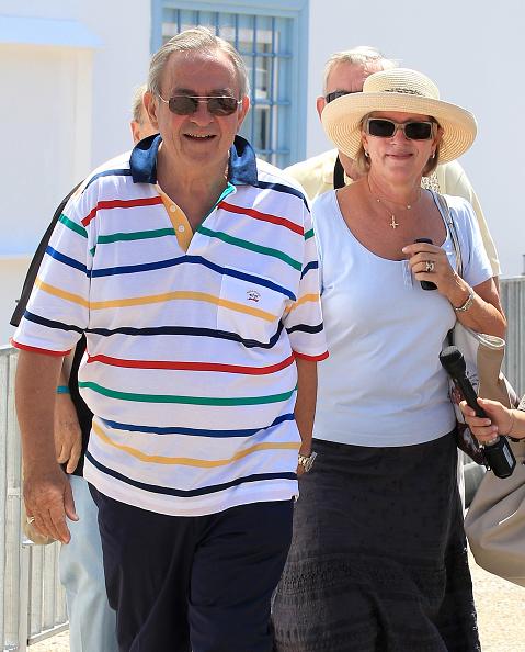 Spetses「Wedding Guests of Prince Nikolaos and Miss Tatiana Blatnik Sighting In Greece」:写真・画像(3)[壁紙.com]