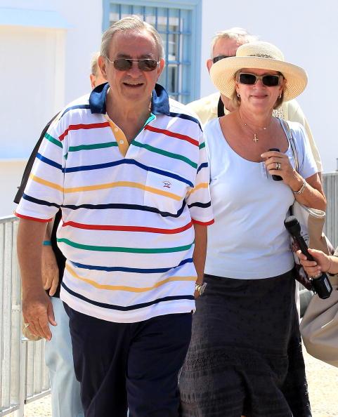 Spetses「Wedding Guests of Prince Nikolaos and Miss Tatiana Blatnik Sighting In Greece」:写真・画像(17)[壁紙.com]