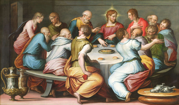 Last Supper「The Last Supper」:写真・画像(5)[壁紙.com]