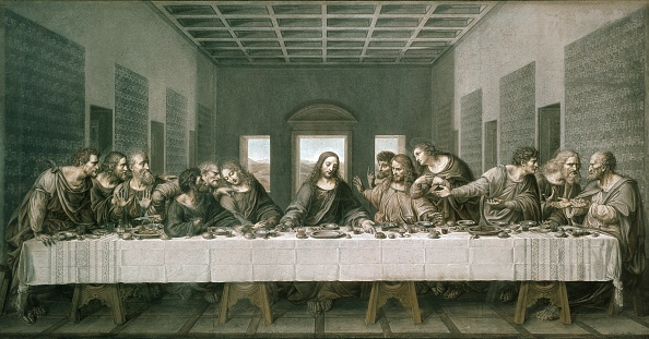 Last Supper「The Last Supper」:写真・画像(0)[壁紙.com]