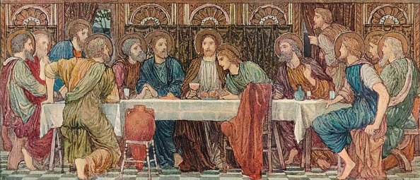 Jesus Christ「The Last Supper」:写真・画像(6)[壁紙.com]