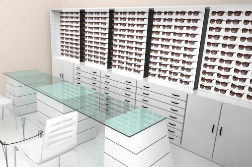 Optometrist「Optical Store」:スマホ壁紙(1)