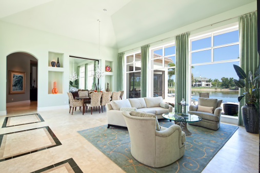 Home Interior「Estate Living」:スマホ壁紙(10)
