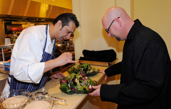 Salad「Ravella At Lake Las Vegas Grand Opening」:写真・画像(6)[壁紙.com]