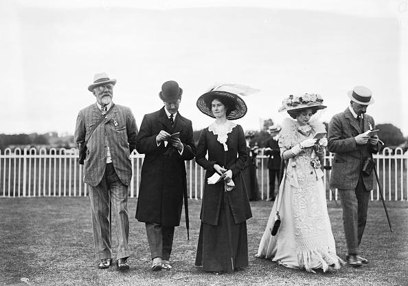 1900-1909「Race Meeting」:写真・画像(17)[壁紙.com]