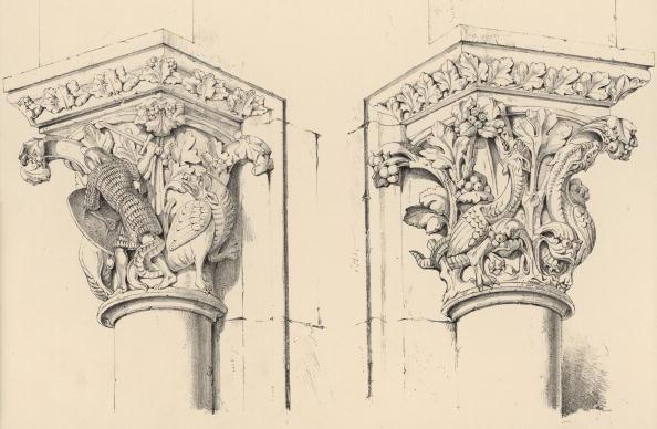 Ornate「Column Capitals」:写真・画像(18)[壁紙.com]