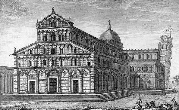 Tuscany「Cathedral At Pisa」:写真・画像(16)[壁紙.com]