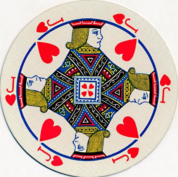 Male Likeness「Jack Of Hearts, C1929」:写真・画像(0)[壁紙.com]