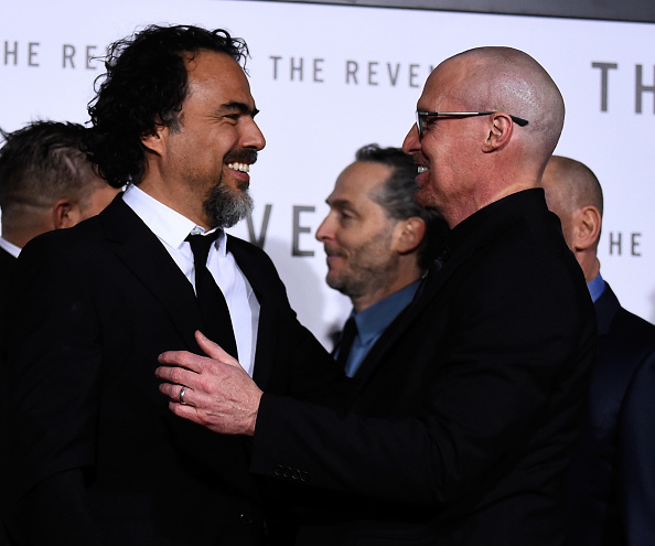 "The Revenant - 2015 Film「Premiere Of 20th Century Fox And Regency Enterprises' ""The Revenant"" - Red Carpet」:写真・画像(12)[壁紙.com]"