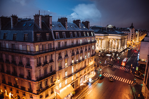 French Culture「paris city centre at night」:スマホ壁紙(15)