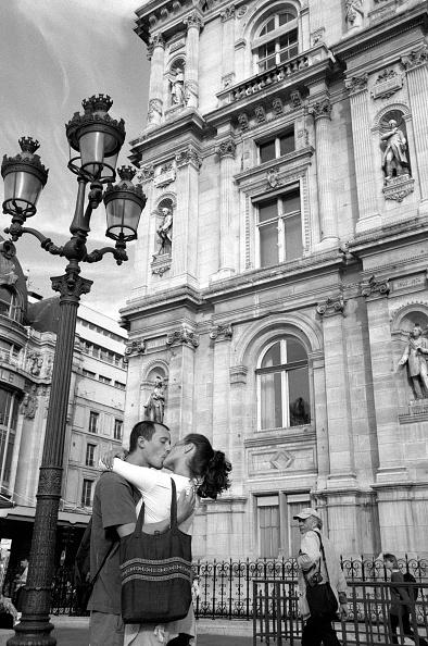 Heterosexual Couple「Paris...」:写真・画像(7)[壁紙.com]