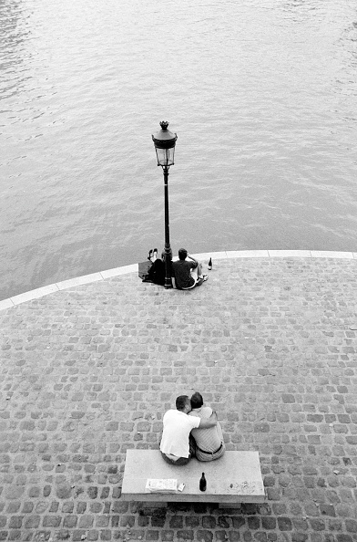 Homosexual Couple「Paris...」:写真・画像(9)[壁紙.com]