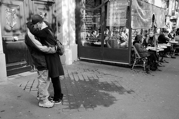 Heterosexual Couple「Paris...」:写真・画像(6)[壁紙.com]