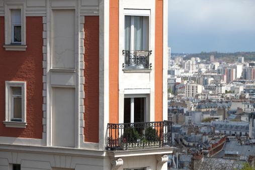 French Culture「Paris City Apartments」:スマホ壁紙(13)