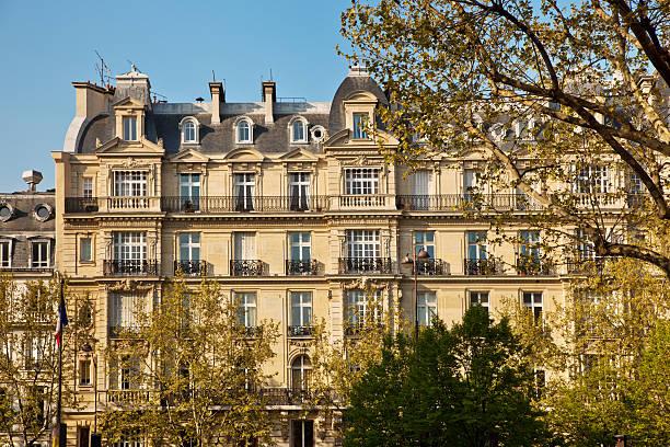 Paris City Apartments:スマホ壁紙(壁紙.com)