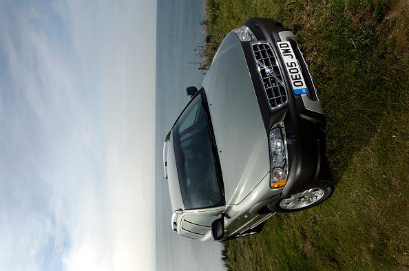 Extreme Terrain「2005 Volvo XC70」:写真・画像(2)[壁紙.com]