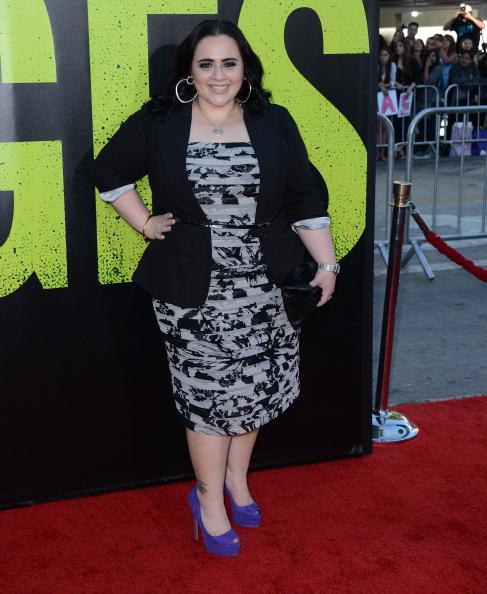 "Nikki Blonsky「Premiere Of Universal Pictures' ""Savages"" - Arrivals」:写真・画像(19)[壁紙.com]"